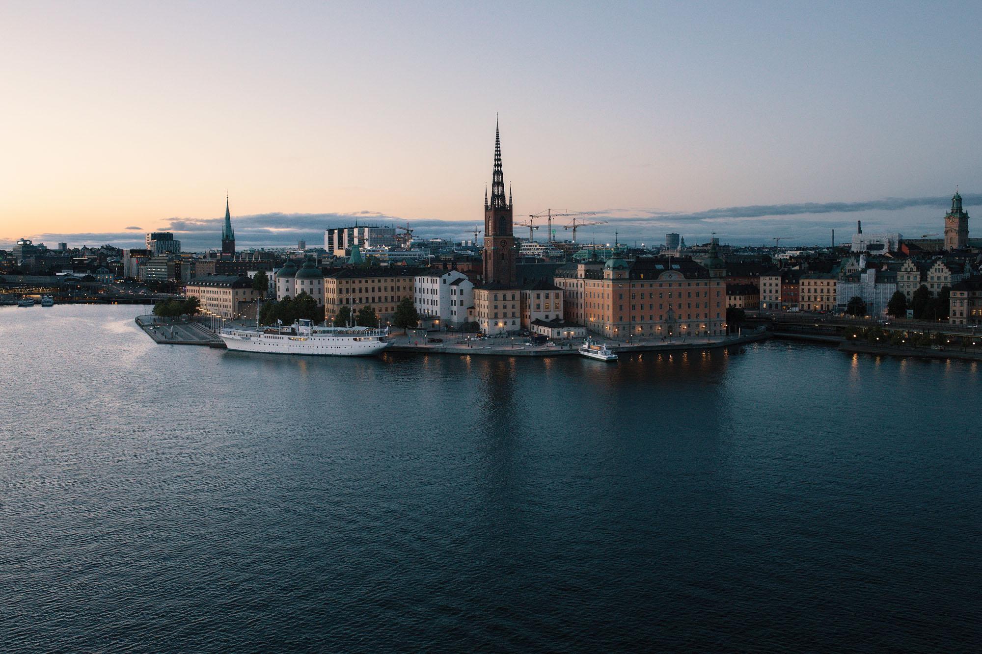 Web Editor in Stockholm