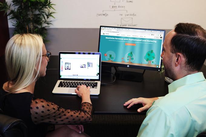 Webbredaktören utvecklar ert varumärke